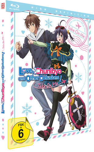 Love, Chunibyo & Other Delusions! - Take On Me - Limited Edition - Blu-Ray